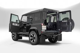 overfinch版路虎Land Rover Defender改装新作彪悍
